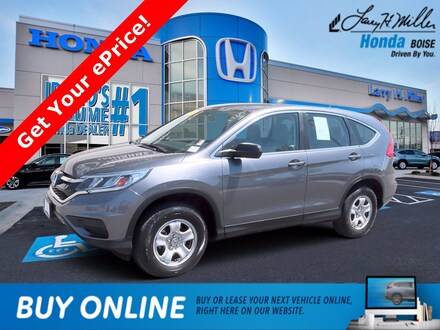 Featured Used 2016 Honda CR-V LX AWD SUV for sale near you in Boise, ID