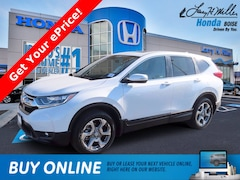 Certified Pre-Owned 2019 Honda CR-V EX AWD SUV for sale near you in Boise, ID
