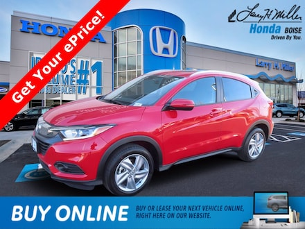 Featured 2020 Honda HR-V EX AWD SUV for sale near you in Boise, ID