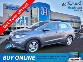 New 2021 Honda HR-V LX AWD SUV for sale near you in Boise, ID