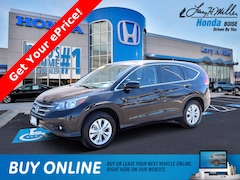 Used 2012 Honda CR-V EX AWD SUV for sale near you in Boise, ID