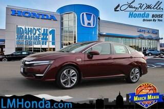 New Honda 2018 Honda Clarity Plug-In Hybrid Sedan for sale in Boise, ID