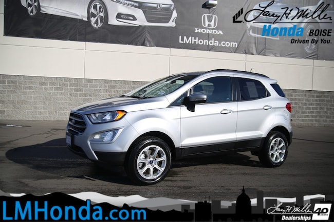 Used vehicle 2018 Ford EcoSport SE SUV for sale in Boise, ID