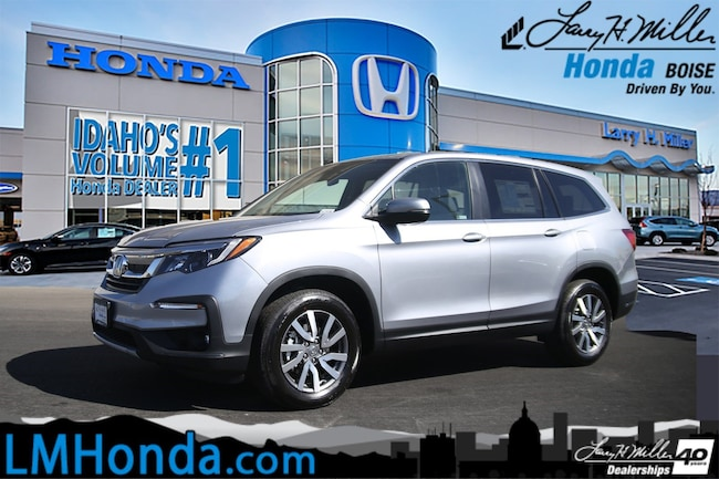 New Honda 2019 Honda Pilot EX AWD SUV for sale in Boise, ID