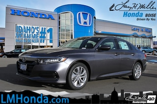 New 2019 Honda Accord LX Sedan for sale near you in Boise, ID