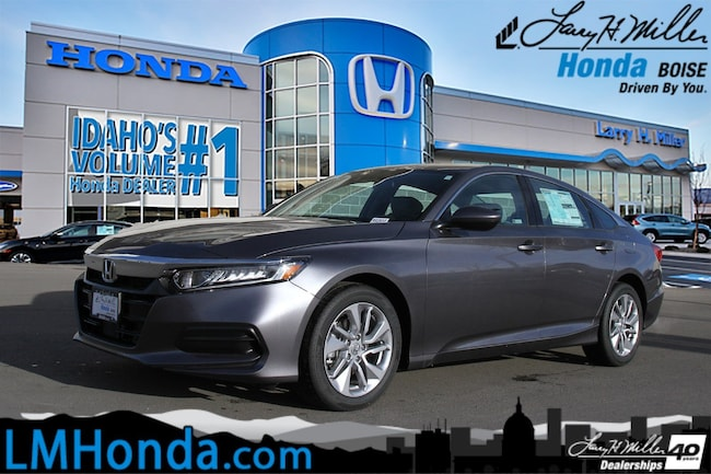 New Honda 2019 Honda Accord LX Sedan for sale in Boise, ID
