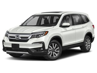 New 2021 Honda Pilot EX-L AWD SUV for sale near you in Boise, ID