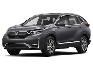 New 2021 Honda CR-V Hybrid Touring SUV for sale near you in Boise, ID