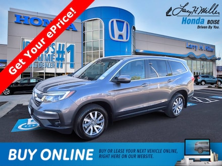 Featured 2019 Honda Pilot EX-L AWD SUV for sale near you in Boise, ID