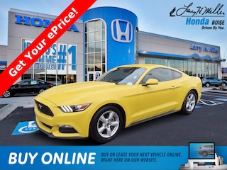 Used 2017 Ford Mustang V6 Coupe Boise, ID