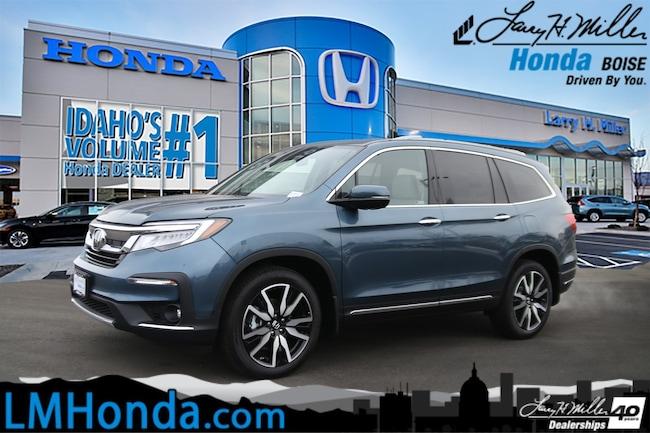 New Honda 2019 Honda Pilot Elite AWD SUV for sale in Boise, ID