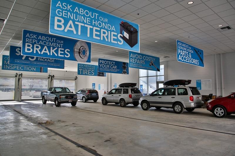 All new larry h miller honda dealership now open in for Honda dealership oil change price