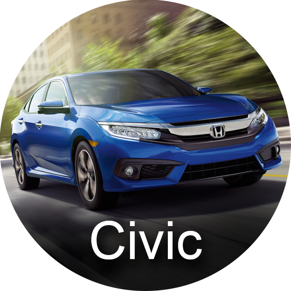 New Award Winning Honda Civic in Boise