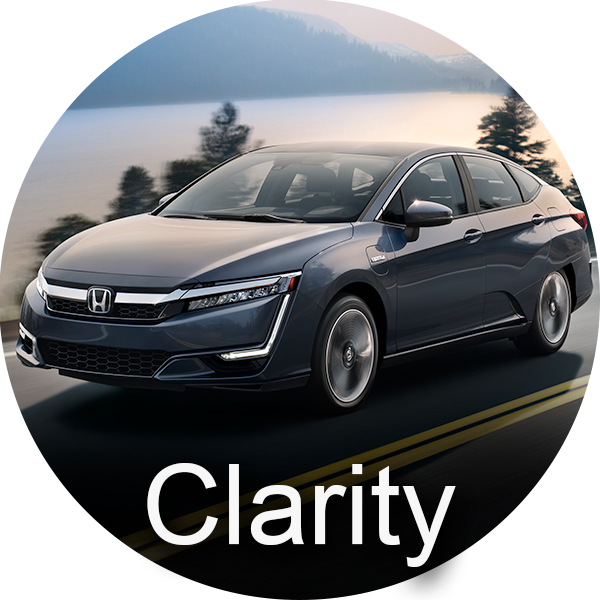 New Honda Clarity Hybrid Plug-In sedan in Boise