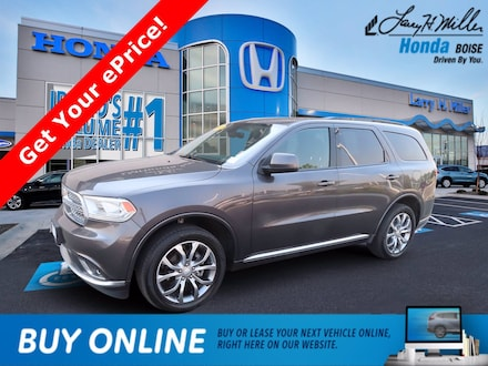 Featured 2018 Dodge Durango SXT SUV for sale near you in Boise, ID