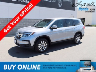 New 2021 Honda Pilot EX AWD SUV for sale near you in Boise, ID