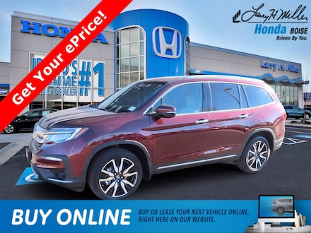 Featured 2021 Honda Pilot Touring 7 Passenger AWD SUV for sale near you in Boise, ID