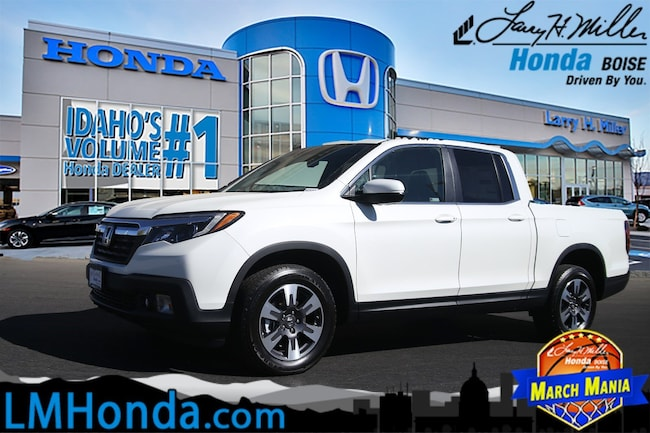 New Honda 2019 Honda Ridgeline RTL-T AWD Truck Crew Cab for sale in Boise, ID