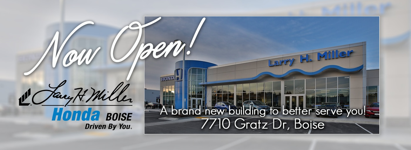 all new larry h miller honda dealership now open in