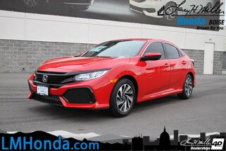 New 2019 Honda Civic LX Hatchback for sale near you in Boise, ID