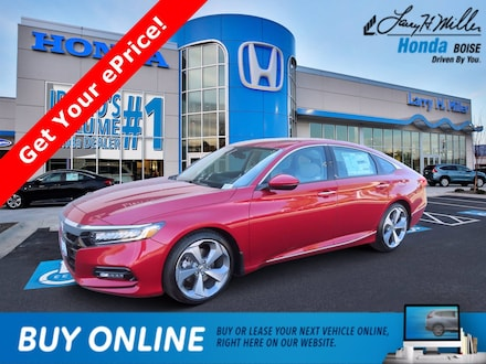 Featured New 2020 Honda Accord Touring 2.0T Sedan for sale near you in Boise, ID