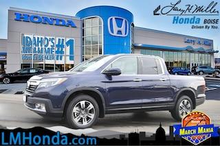 New Honda 2019 Honda Ridgeline RTL AWD Truck Crew Cab for sale in Boise, ID