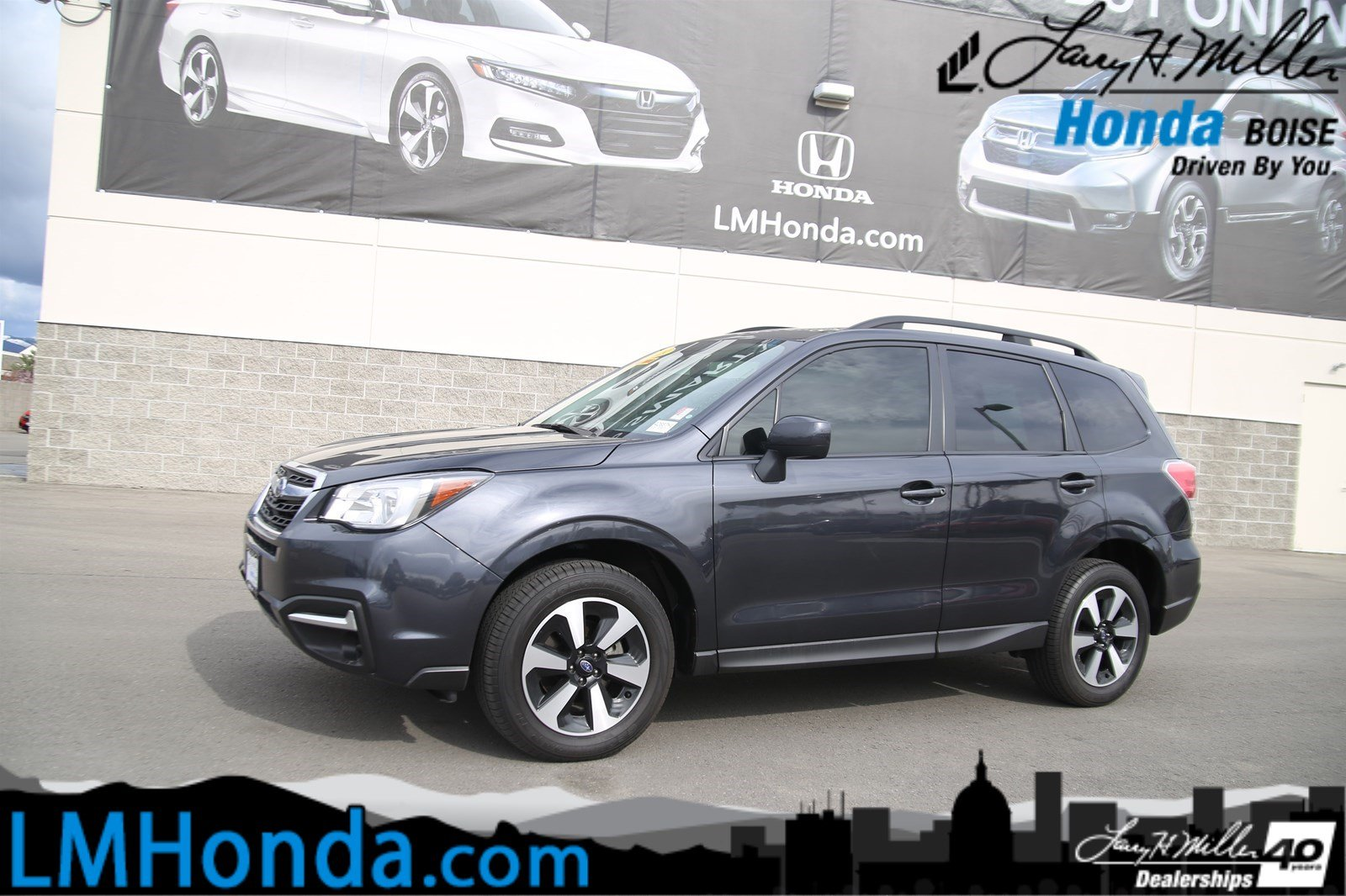Featured Used 2018 Subaru Forester 2.5i Premium SUV for sale near you in Boise, ID