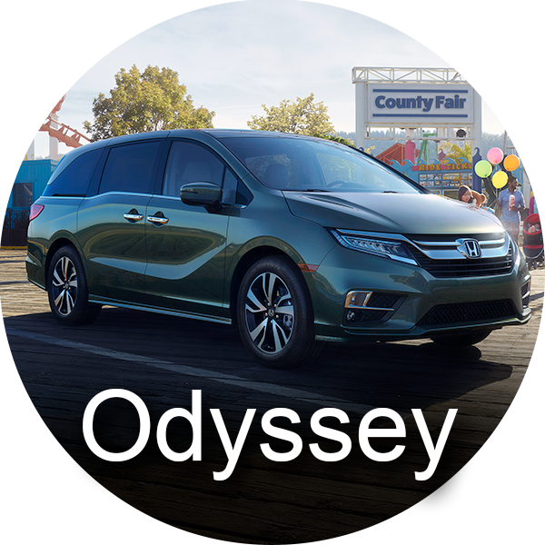 All New 2018 Honda Odyssey Van For Sale In Boise