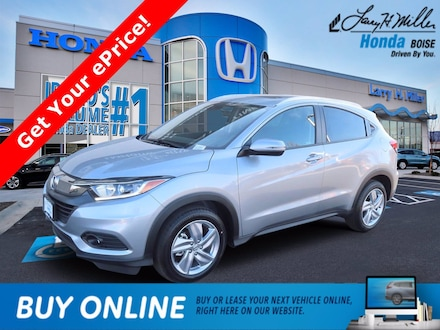 Featured New 2020 Honda HR-V EX AWD SUV for sale near you in Boise, ID