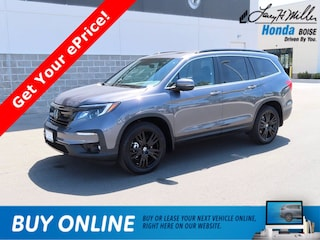 New 2021 Honda Pilot Special Edition AWD SUV for sale near you in Boise, ID