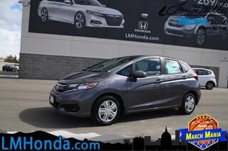 New Honda 2019 Honda Fit LX Hatchback for sale in Boise, ID
