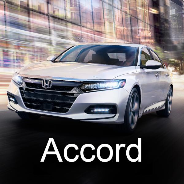 New Honda Accord In Boise