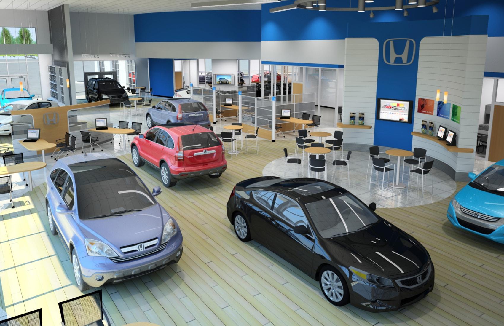 Larry H Miller Boise >> All New Larry H. Miller Honda Dealership - Now Open in ...