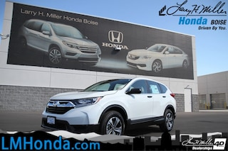New 2019 Honda CR-V LX AWD SUV for sale near you in Boise, ID