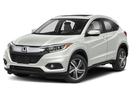 Featured New 2022 Honda HR-V EX AWD SUV for sale near you in Boise, ID