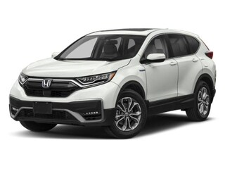 New 2021 Honda CR-V Hybrid EX-L SUV for sale near you in Boise, ID