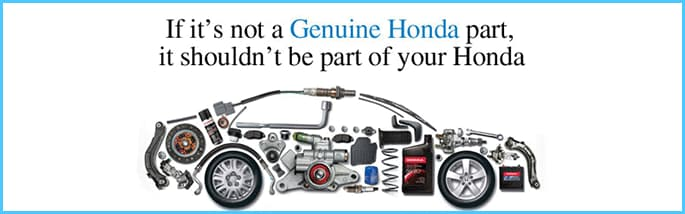 Honda Auto Parts Accessories In Boise Certified Quality Oem Parts