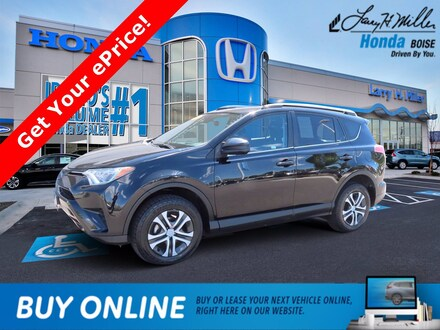 Featured Used 2017 Toyota RAV4 LE SUV for sale near you in Boise, ID