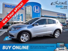 Certified Pre-Owned 2019 Honda HR-V EX AWD SUV for sale near you in Boise, ID