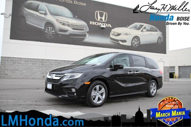 New Honda 2019 Honda Odyssey EX-L Van for sale in Boise, ID