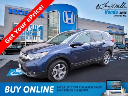 Featured Used 2018 Honda CR-V EX AWD SUV for sale near you in Boise, ID