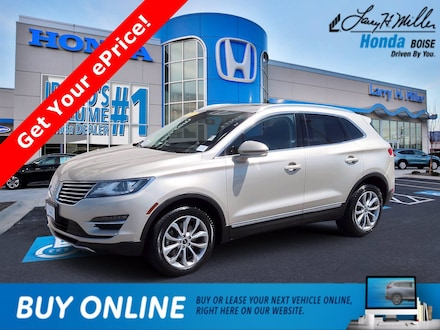 Featured Used 2017 Lincoln MKC Select SUV for sale near you in Boise, ID