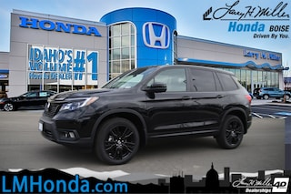 New 2019 Honda Passport Sport AWD SUV for sale near you in Boise, ID