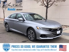 2021 Honda Accord Hybrid EX-L Sedan 1HGCV3F59MA010966