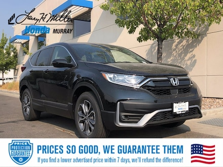 Featured New 2020 Honda CR-V EX SUV for sale near you in Murray, UT