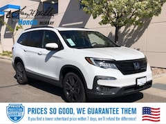 New 2021 Honda Pilot Black Edition SUV for sale near you in Murray, UT