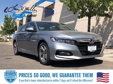 Featured New 2020 Honda Accord EX 1.5T Sedan for sale near you in Murray, UT
