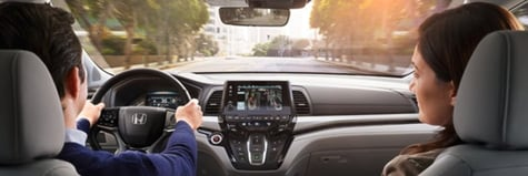Technology In The New 2018 Honda Odyssey
