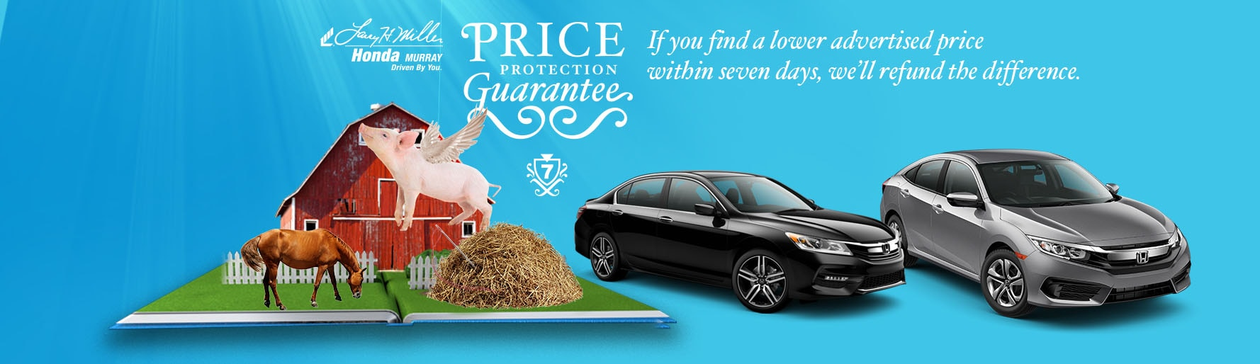 Lowest Price Honda Murray