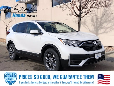 Featured New 2021 Honda CR-V EX SUV for sale near you in Murray, UT